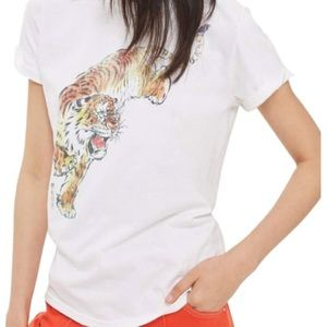 TopShop Graphic Tiger Tee 🐅